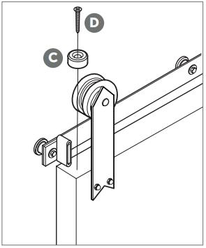 Ribbon Hanger install Fig 11
