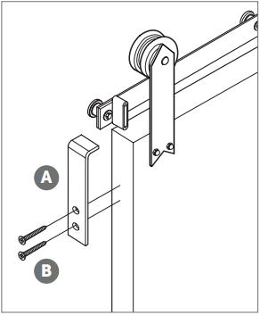 Ribbon Hanger install Fig 10