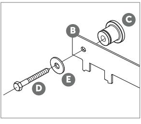 Bi-fold System install Fig 4