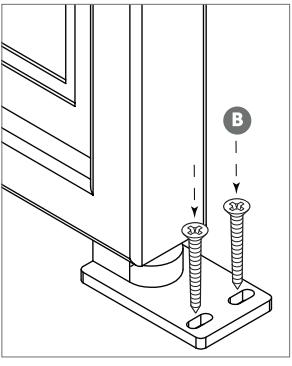 Bi-fold System install Fig 8