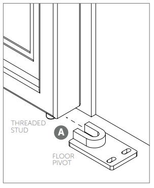 Bi-fold System install Fig 7