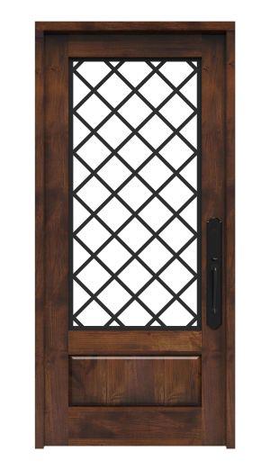 Cathedral Front Door