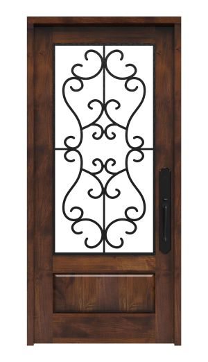 Manor Front Door