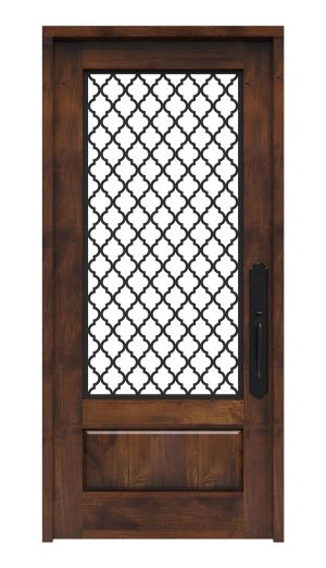 Hudson Floral Front Door