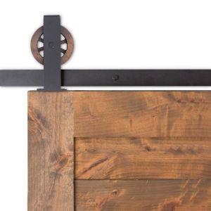 Artisan Top Mount Barn Door Hardware