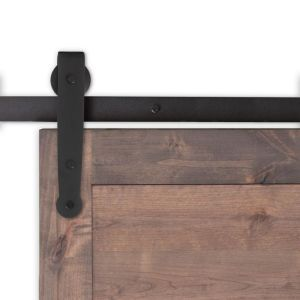 Contemporary Barn Door Hardware