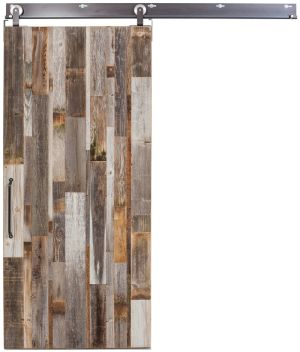 Vertical Barn Wood Reclaimed Barn Door