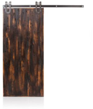 Vertical Rip Top Barn Door