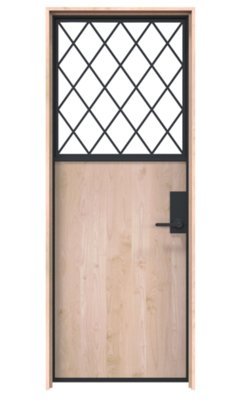 Feed Lot Exterior Door