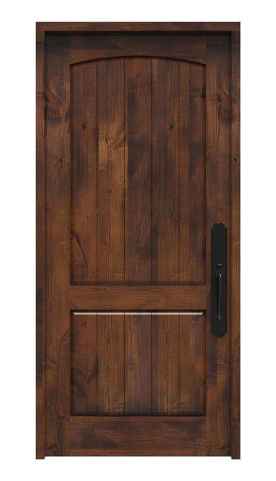 Custom Front Entry & Exterior Doors   Rustica Hardware