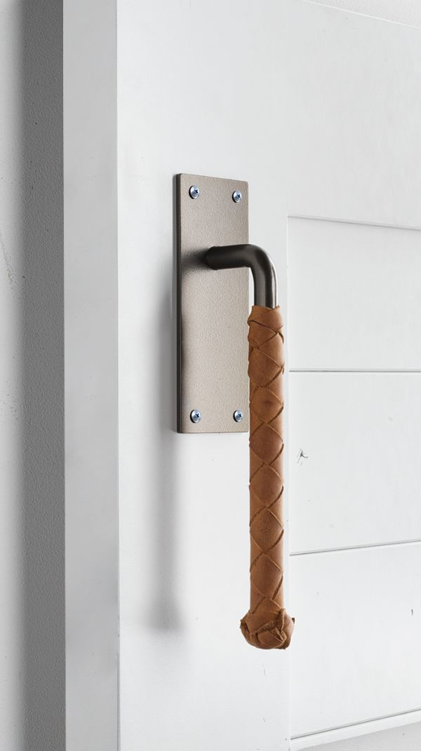 Braided Barn Door Pull