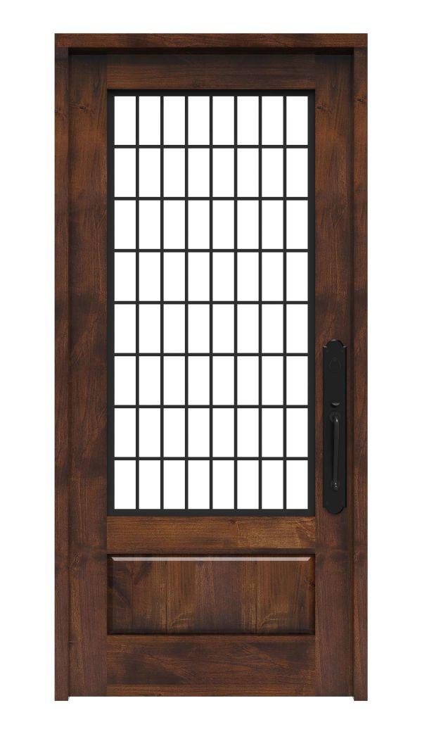 Grindstone Front Door