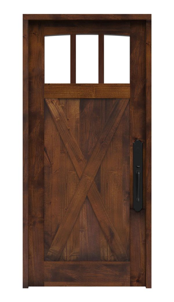 Wind Rivers Front Door