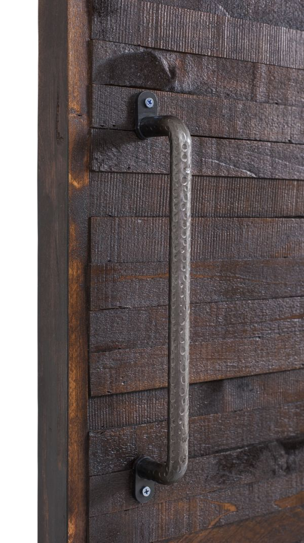 Redwood Barn Door Pull