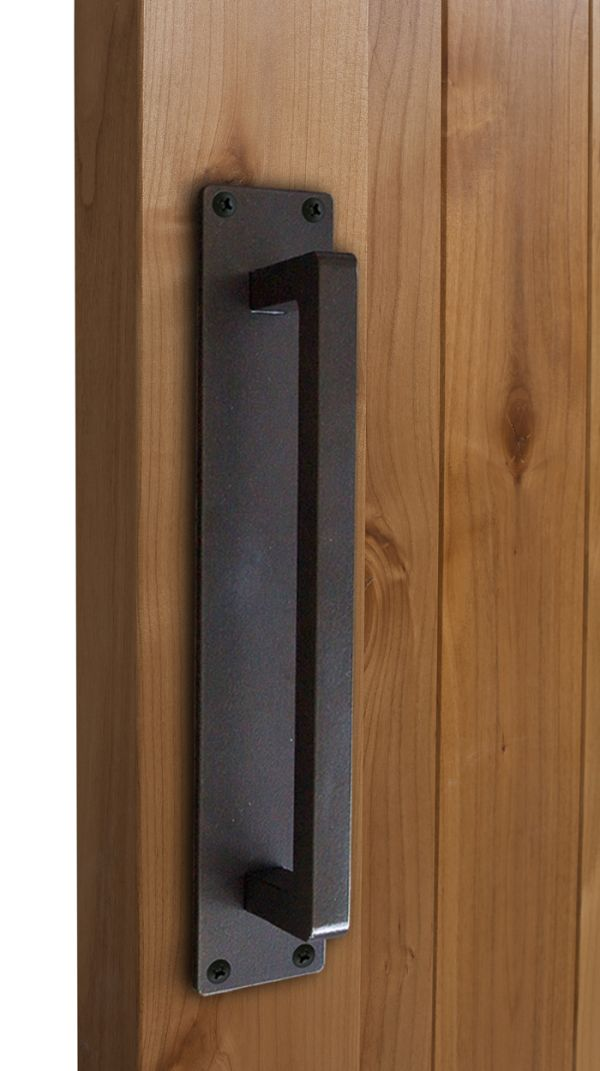 Moor Barn Door Pull
