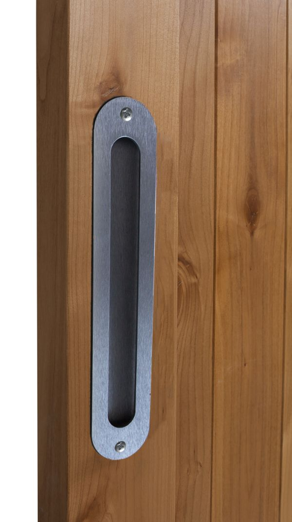 Slim Barn Door Pull