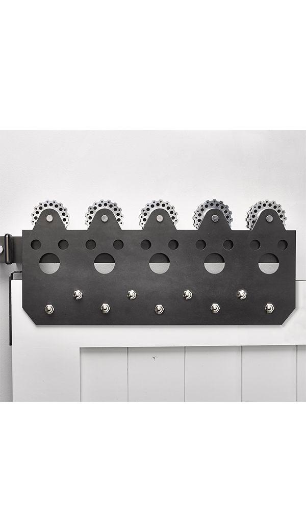 Heavy Duty Barn Door Hardware - Warehouse Style