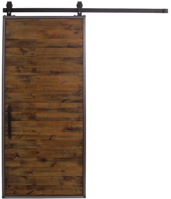 Mountain Modern Barn Door