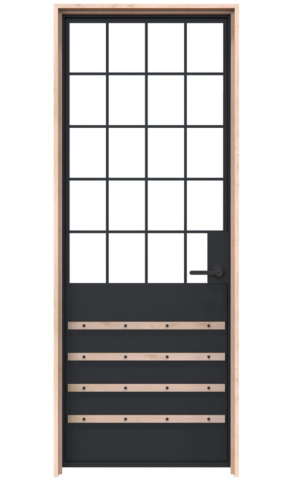 Lander Interior Door