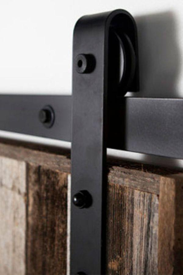 Outdoor Rated - Exterior Barn Door Hardware