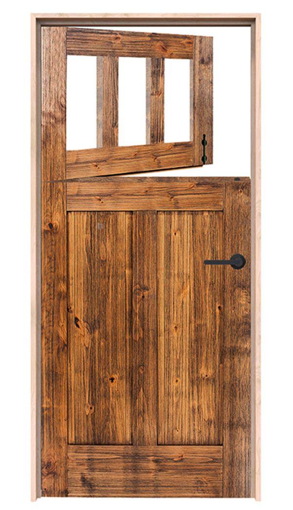 Washhouse Dutch Door
