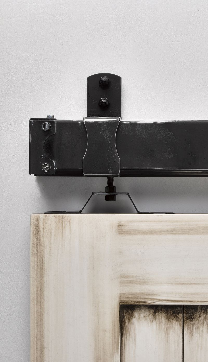 Box Sliding Barn Door Track Rustica Hardware