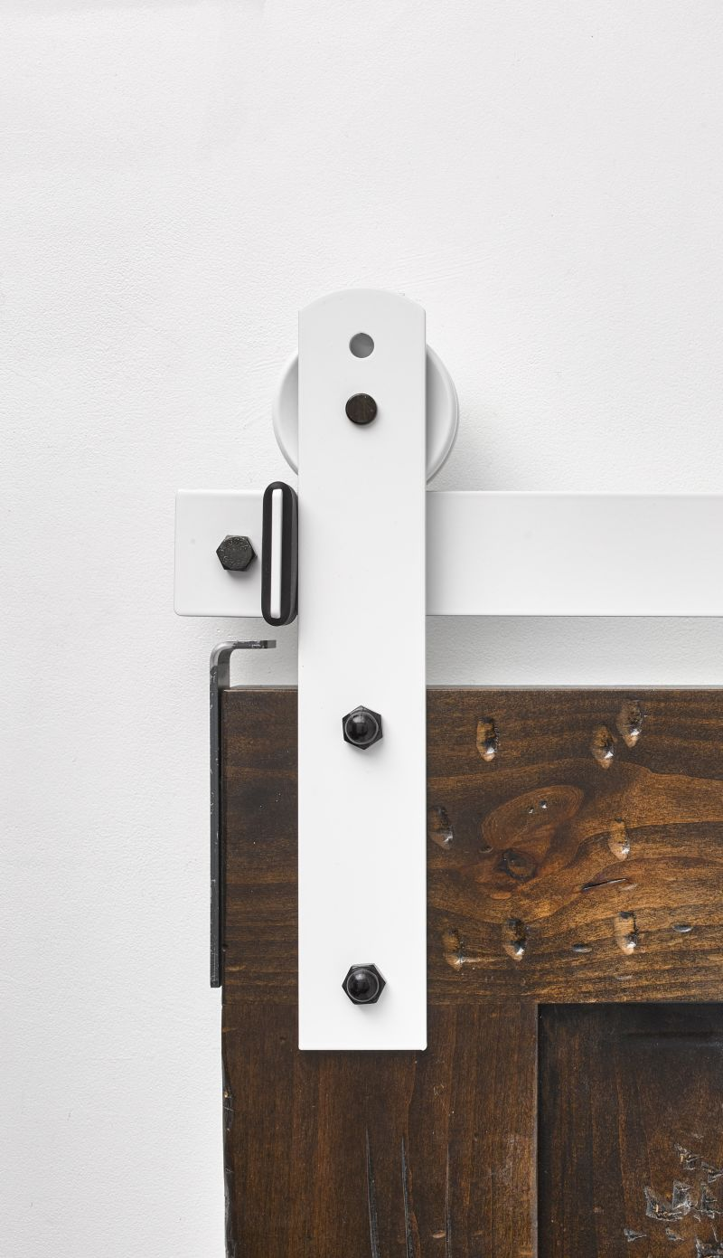 Ultra Modern Barn Door Hardware Kit Rustica Hardware