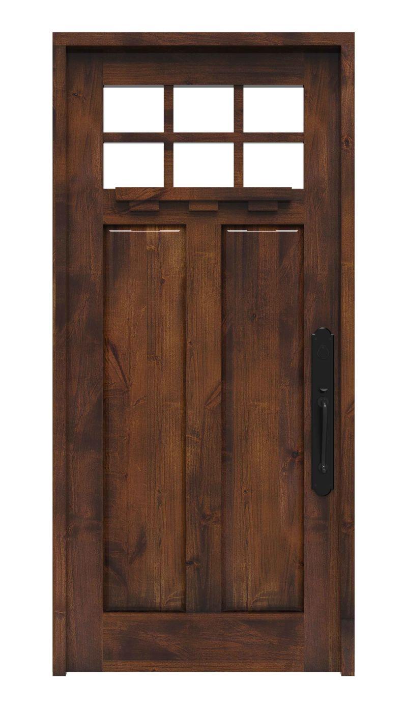 Apprentice Front Door With Shelf