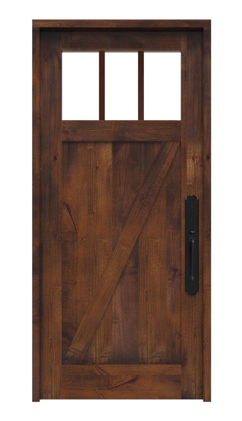 Clover Pass Front Door