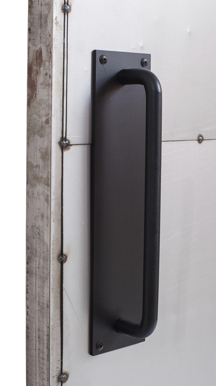 The Studio Barn Door Pull
