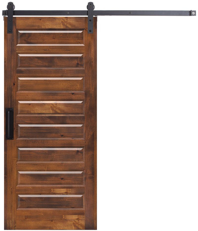 8 Panel Barn Door
