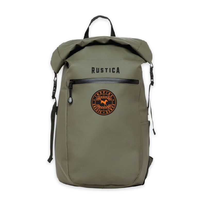 Scout Green Backpack