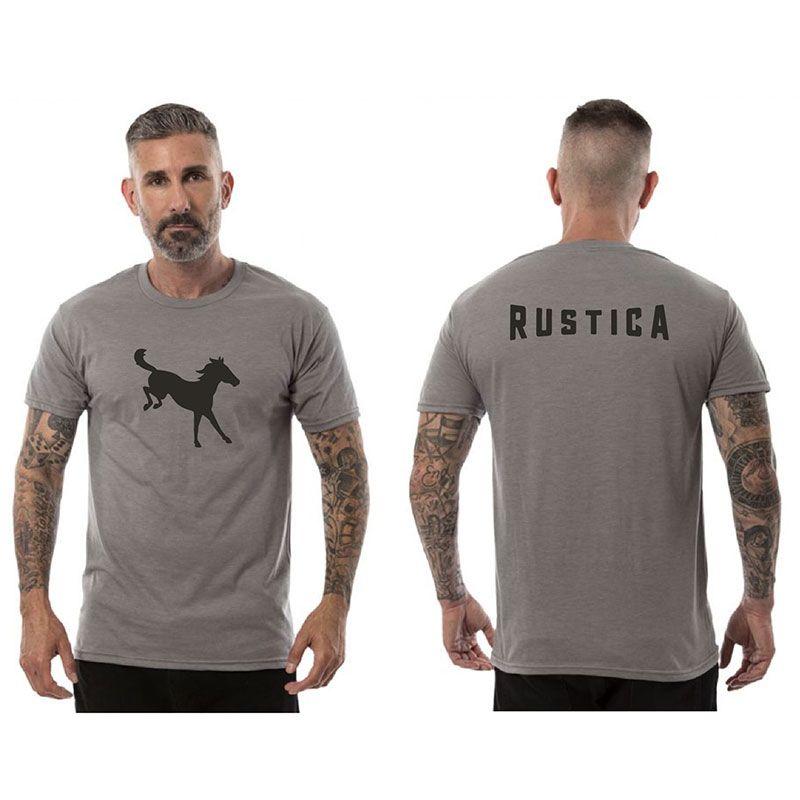 Runner Grey Workout T-Shirt