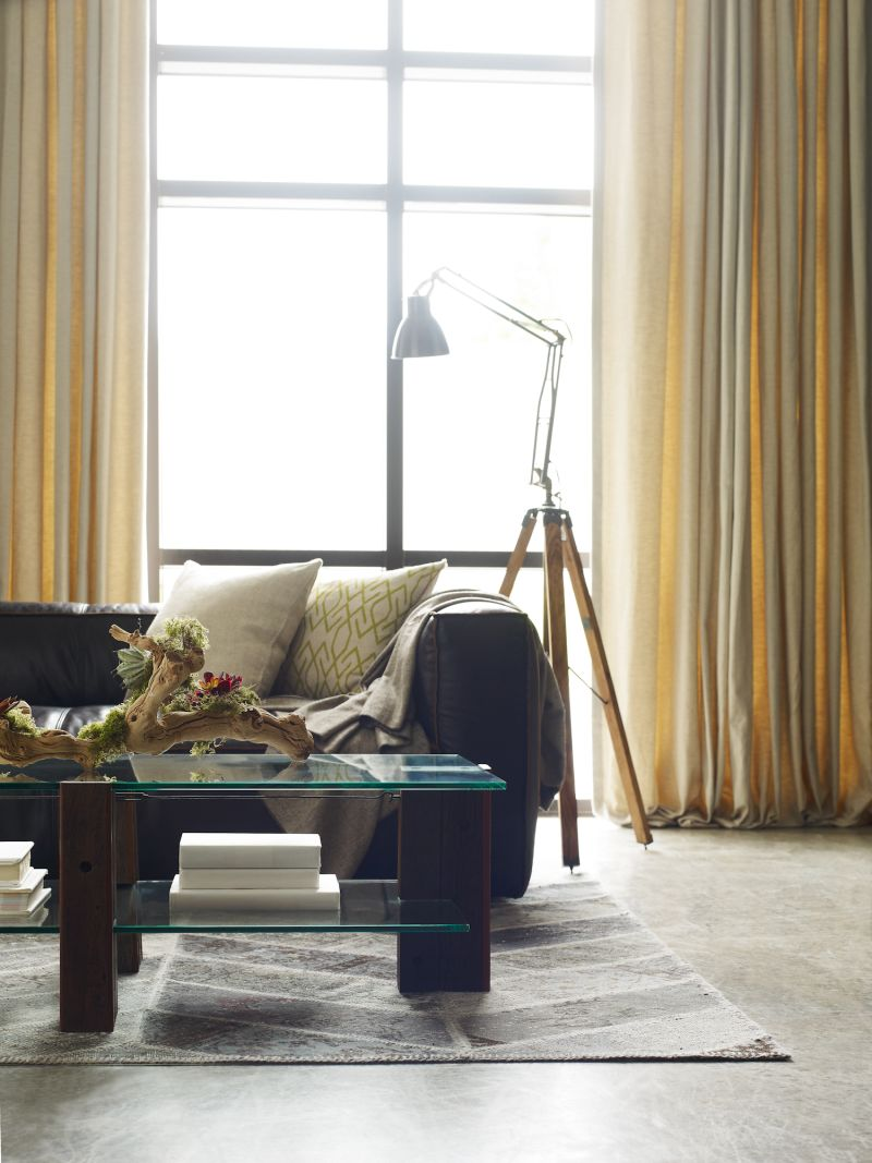 Nolita Leather Reverse Stitch Sofa
