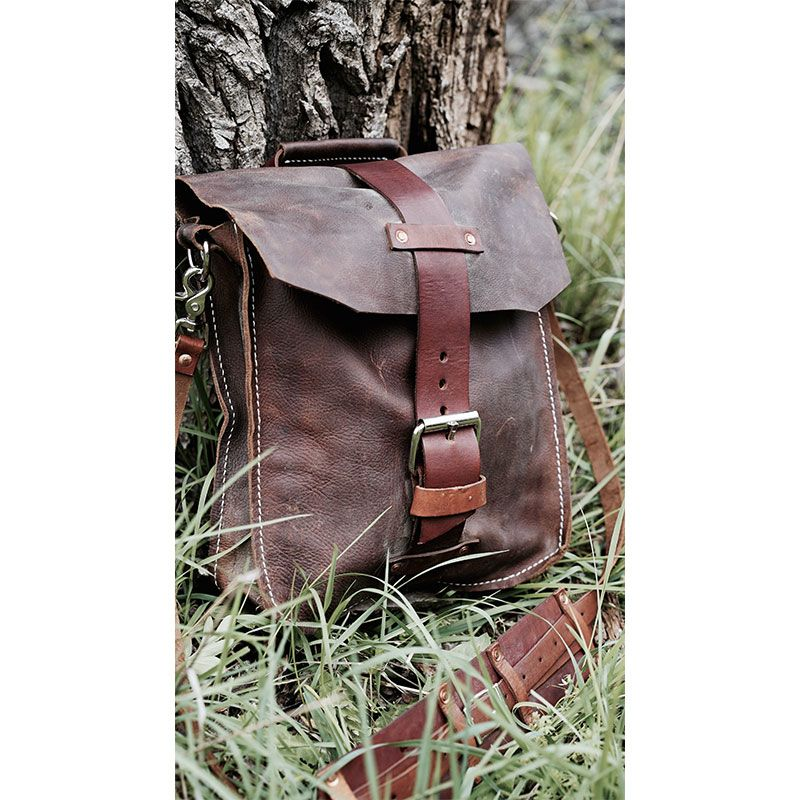 Full Wrap Scout Satchel