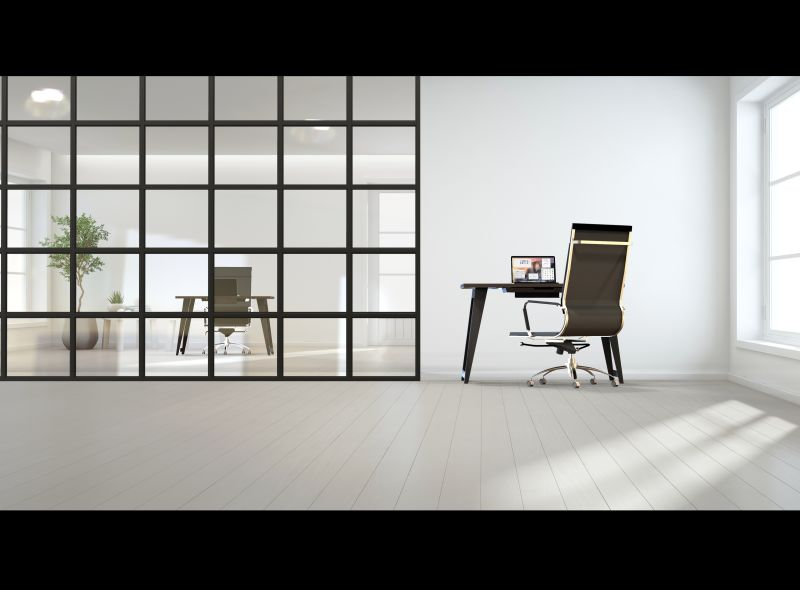 Glass Walls for Offices and Interiors