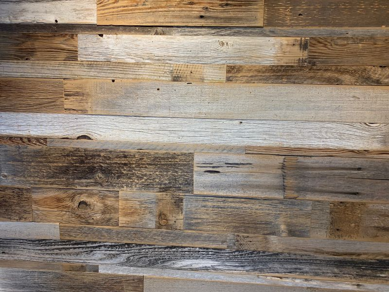 Barn Wood Reclaimed Wall Paneling