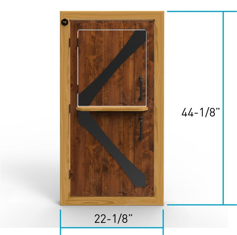 Passageway Adoorable Door