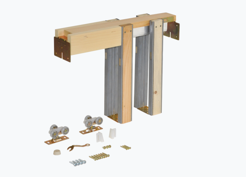 2x4 Pocket Frame  Single Pocket Hardware Kit