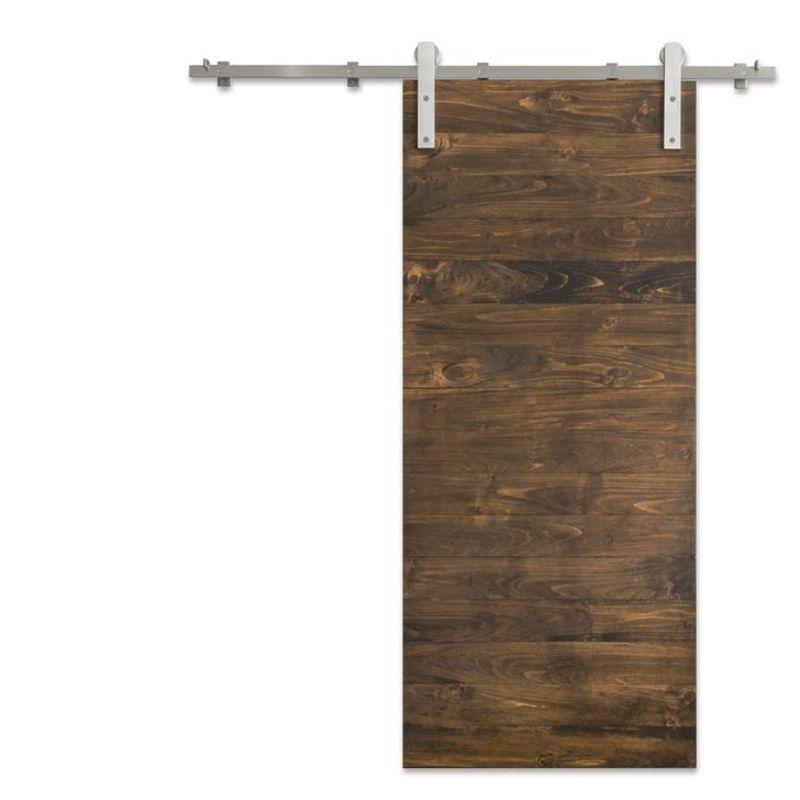 Horizontal Panel Barn Door
