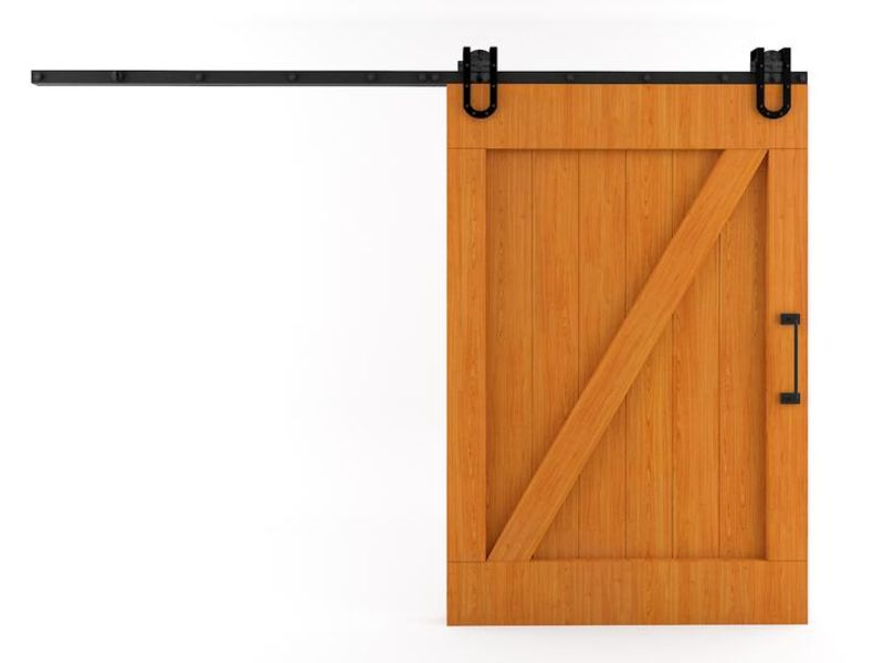 Meadow Exterior Barn Door