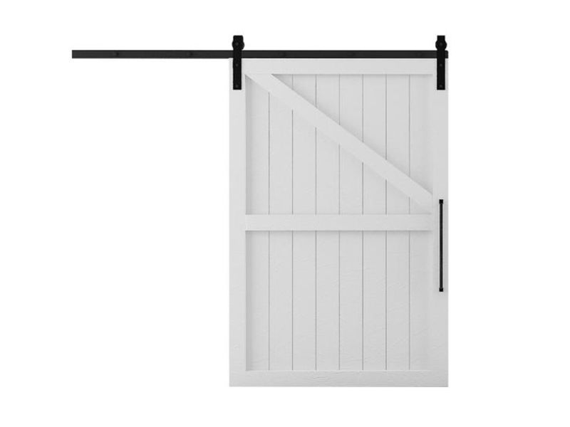 Farm Exterior Barn Door