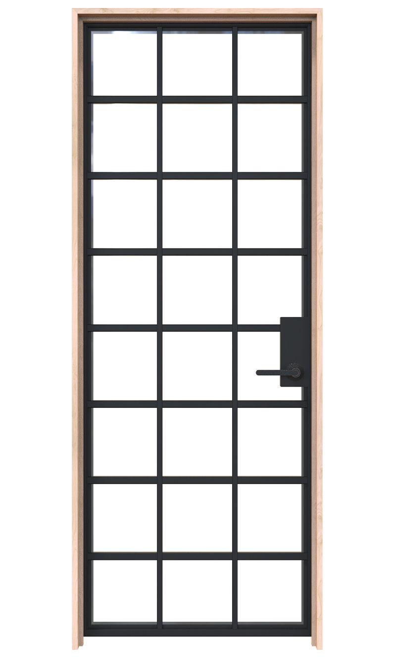 Tillage Exterior Door
