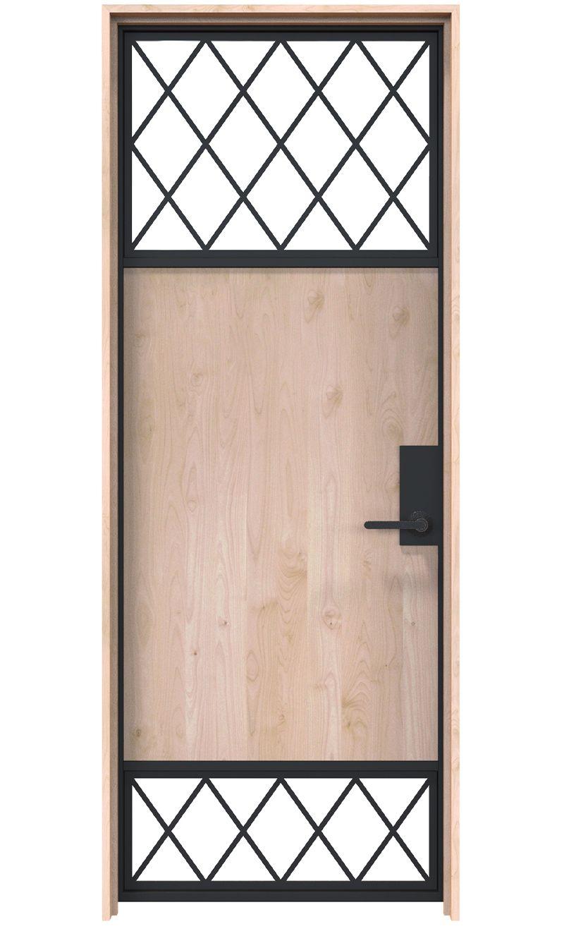Galley Exterior Door