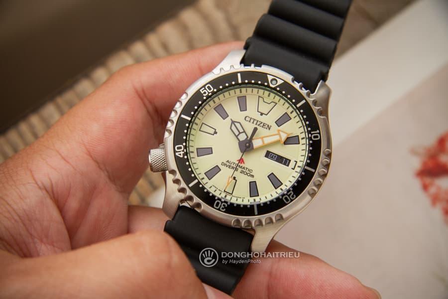 10 mẫu đồng hồ Citizen dạ quang bán chạy nhất hiện nay - Ảnh: 4