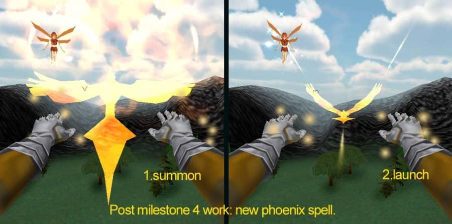 Phoenix Spell