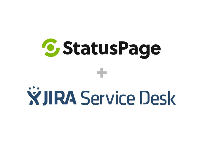 StatusPage for JIRA Service Desk