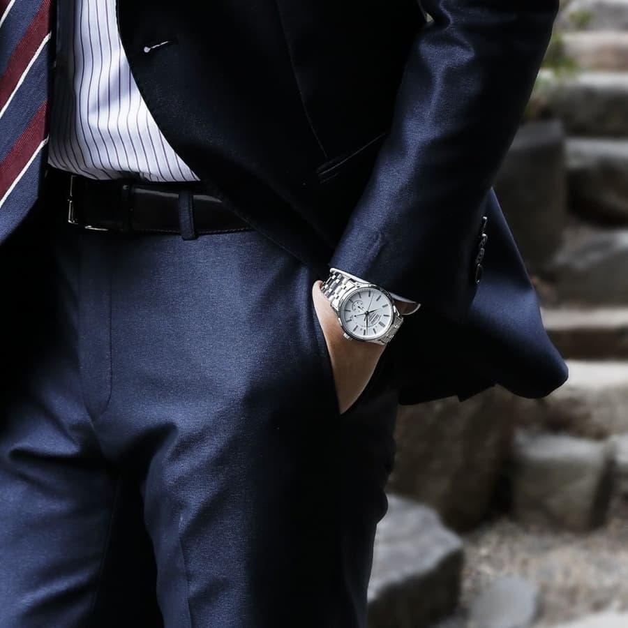 10 hãng đồng hồ cho nam trung niên được ưa chuộng nhất VN - Ảnh: 5