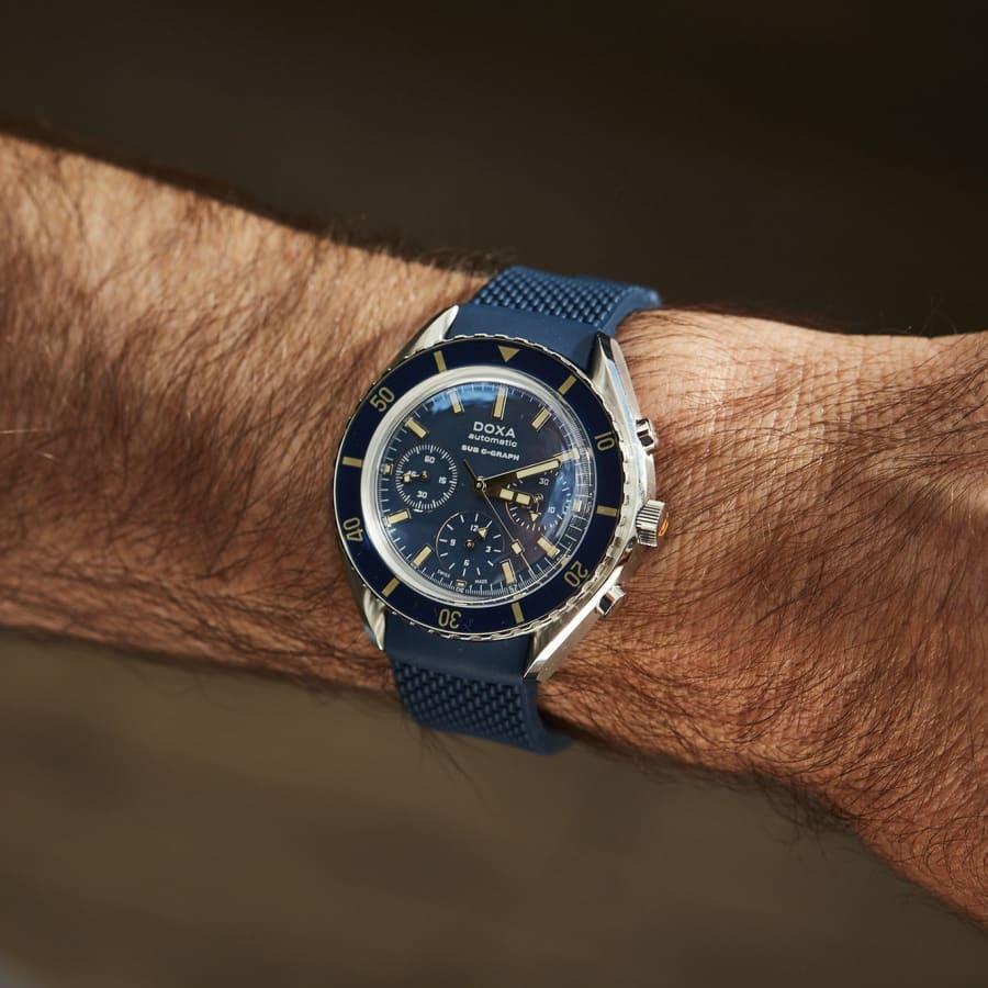 10 hãng đồng hồ cho nam trung niên được ưa chuộng nhất VN - Ảnh: 3