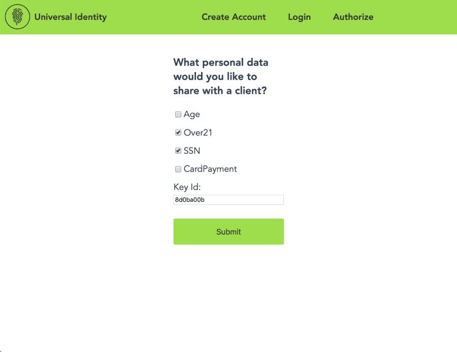 pick access